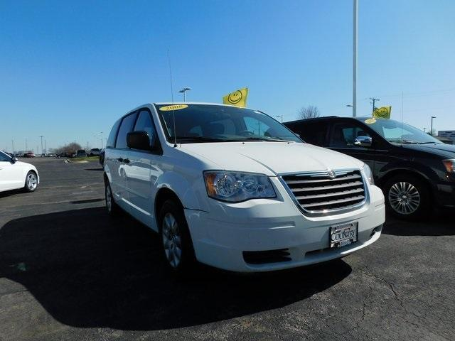 used 2008 Chrysler Town & Country car, priced at $8,998