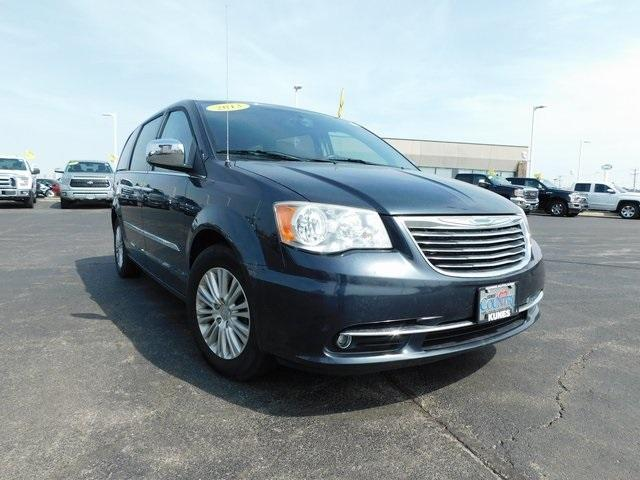 used 2013 Chrysler Town & Country car, priced at $12,498