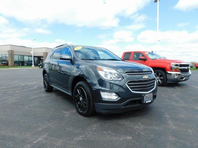 used 2017 Chevrolet Equinox car, priced at $19,798