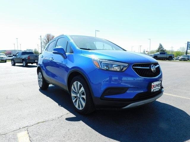 used 2018 Buick Encore car, priced at $18,698