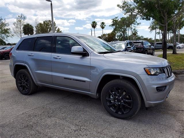 new 2021 Jeep Grand Cherokee car, priced at $39,320
