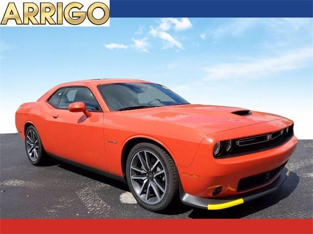 new 2021 Dodge Challenger car, priced at $45,135