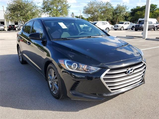 used 2018 Hyundai Elantra car, priced at $13,000