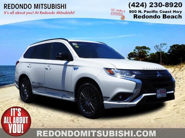 new 2021 Mitsubishi Outlander PHEV car, priced at $39,301