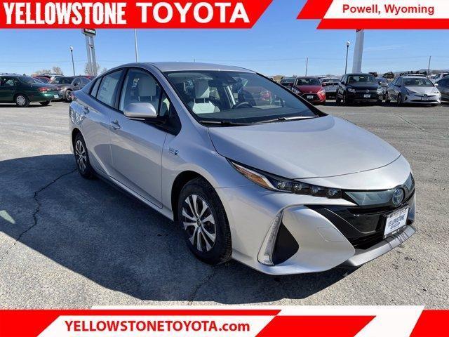 new 2021 Toyota Prius Prime car