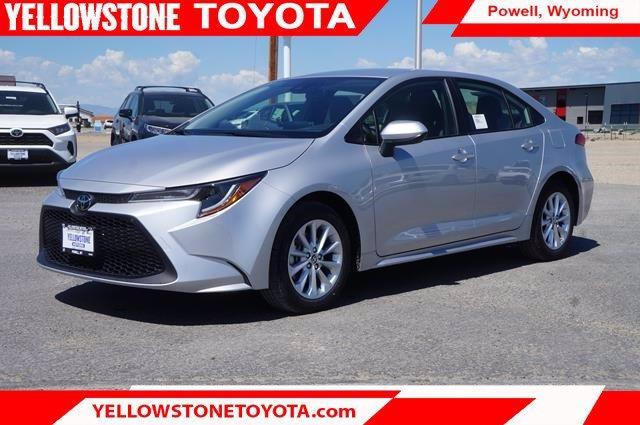 new 2021 Toyota Corolla car