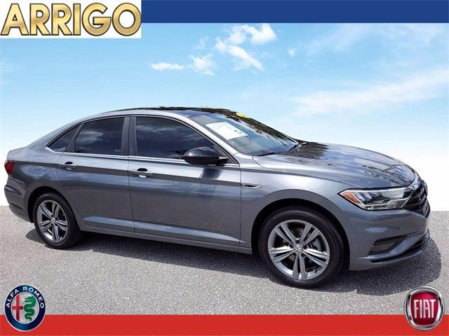 used 2019 Volkswagen Jetta car, priced at $17,571
