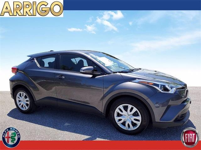 used 2019 Toyota C-HR car, priced at $18,971