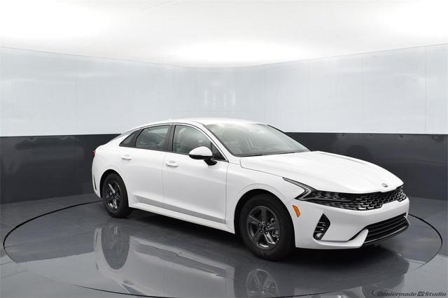 new 2021 Kia K5 car, priced at $27,820