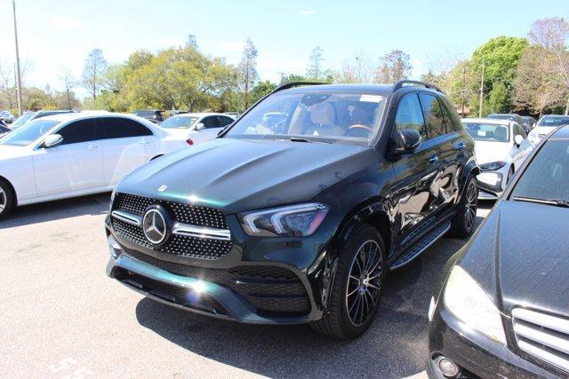 new 2020 Mercedes-Benz GLE 450 car