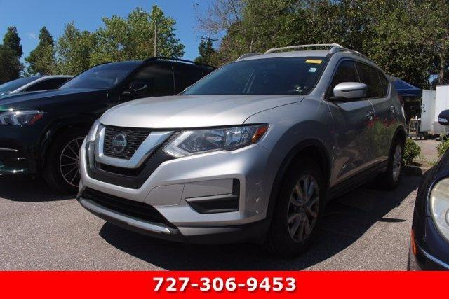 used 2018 Nissan Rogue car, priced at $19,021