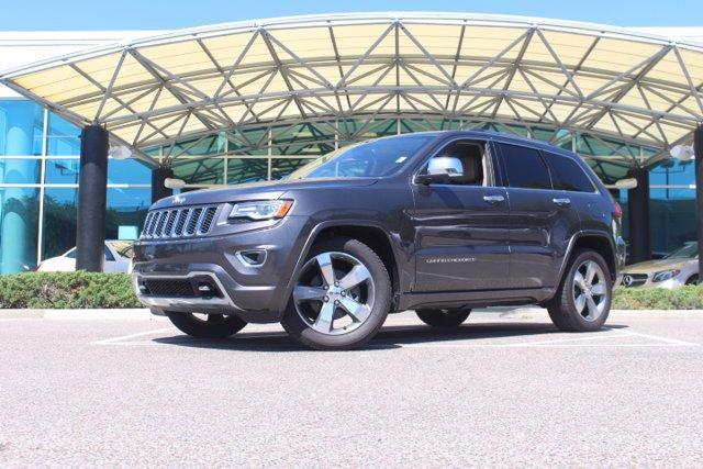 used 2016 Jeep Grand Cherokee car, priced at $24,992