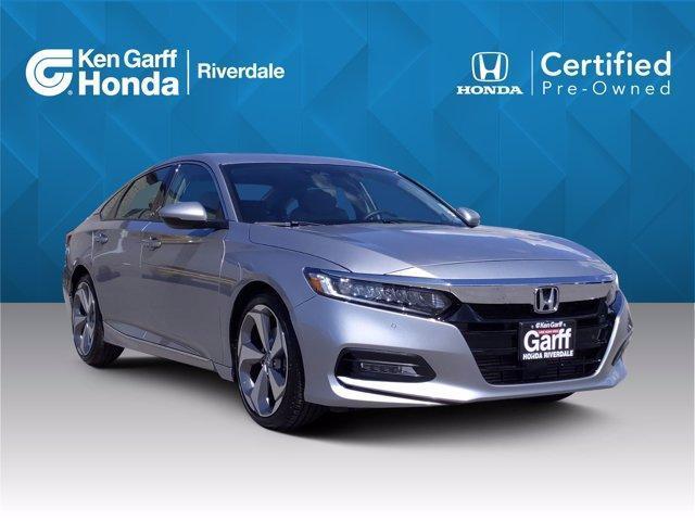 used 2018 Honda Accord car, priced at $27,987