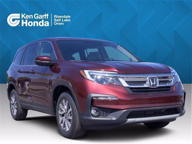 new 2021 Honda Pilot car, priced at $42,230
