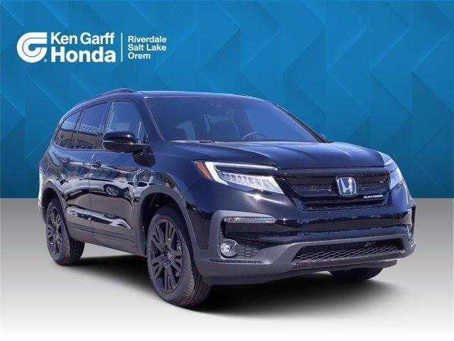 new 2021 Honda Pilot car, priced at $51,395