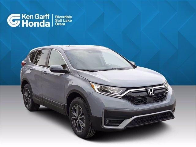 new 2021 Honda CR-V car, priced at $31,328