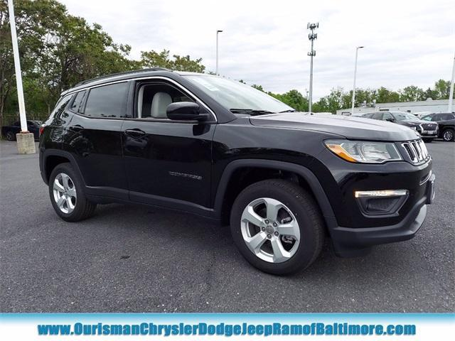 new 2021 Jeep Compass car, priced at $28,994