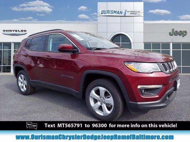 new 2021 Jeep Compass car, priced at $29,771