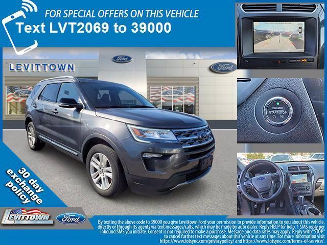 used 2018 Ford Explorer car, priced at $30,988