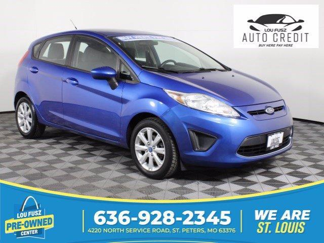 used 2011 Ford Fiesta car, priced at $9,995