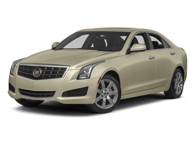used 2013 Cadillac ATS car, priced at $16,991