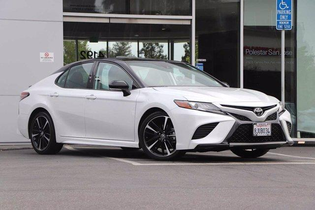 used 2019 Toyota Camry car, priced at $30,983