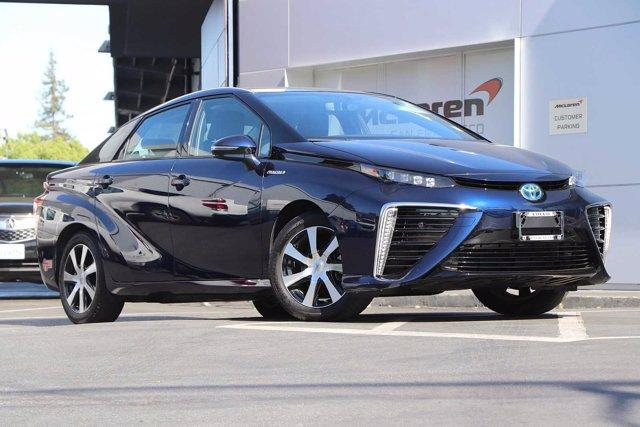 used 2017 Toyota Mirai car, priced at $12,543