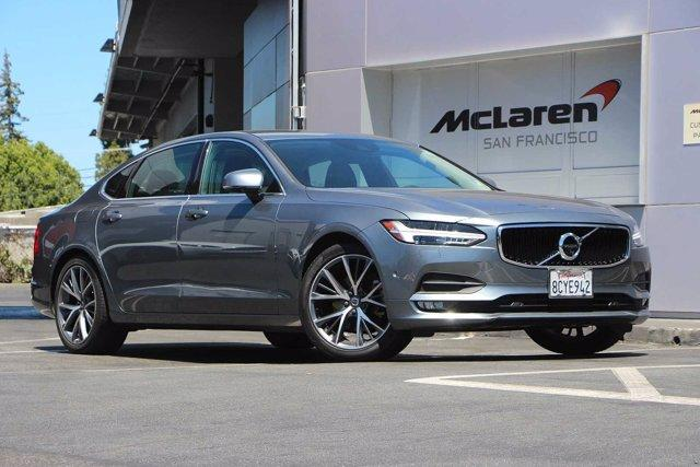 used 2018 Volvo S90 car, priced at $30,991