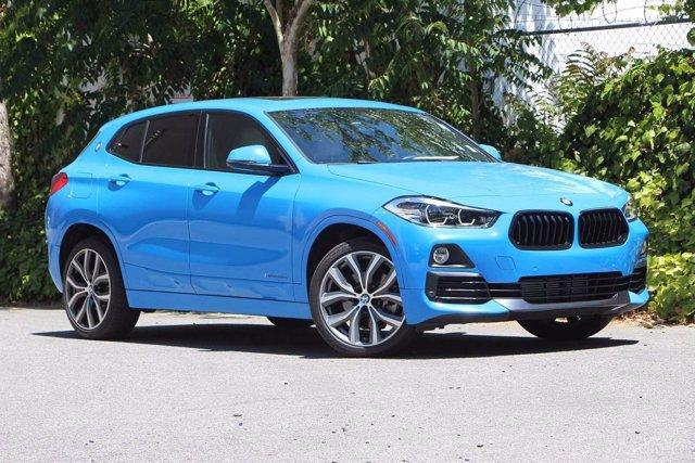 used 2018 BMW X2 car, priced at $30,991