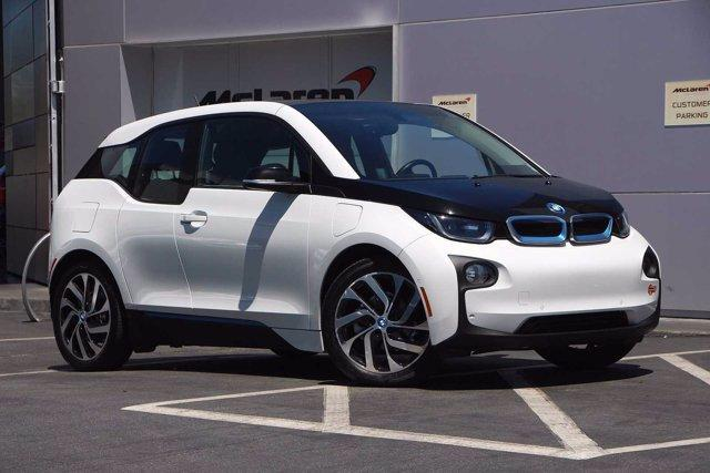 used 2017 BMW i3 car, priced at $15,991