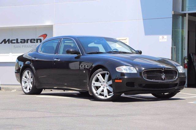 used 2007 Maserati Quattroporte car, priced at $22,973