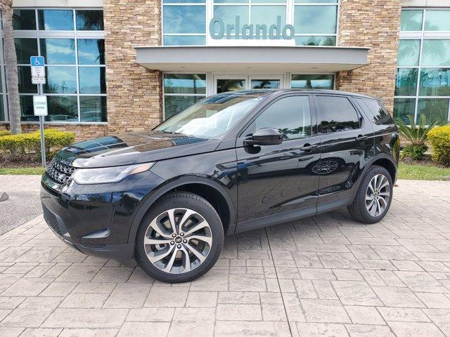 new 2020 Land Rover Discovery Sport car, priced at $55,135