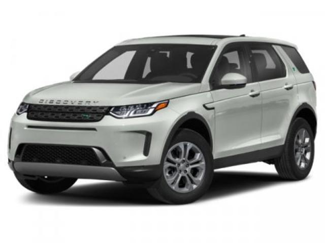 new 2020 Land Rover Discovery Sport car, priced at $51,530