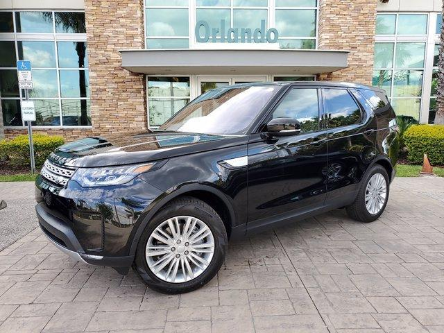 new 2020 Land Rover Discovery car, priced at $69,240