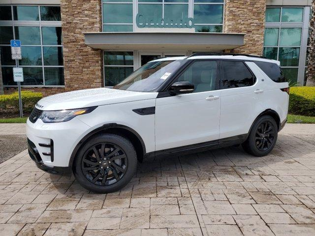 new 2020 Land Rover Discovery car, priced at $66,370