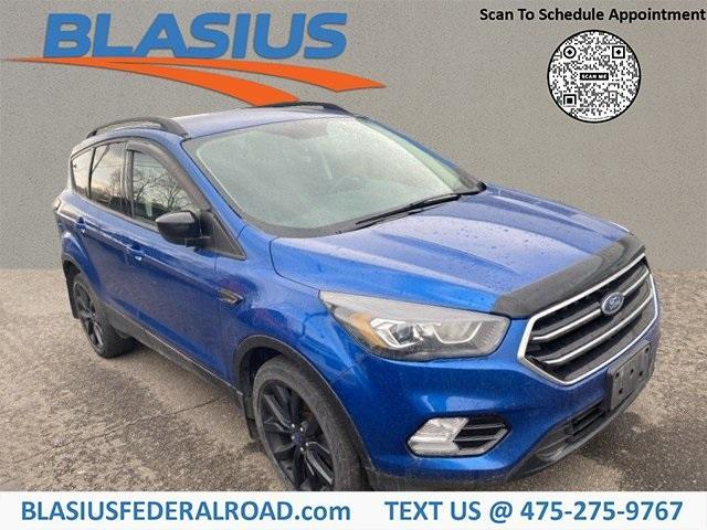 used 2017 Ford Escape car, priced at $14,777
