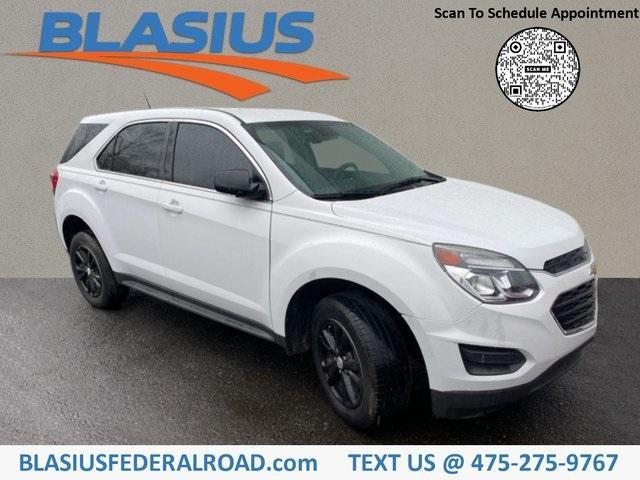 used 2017 Chevrolet Equinox car, priced at $14,995