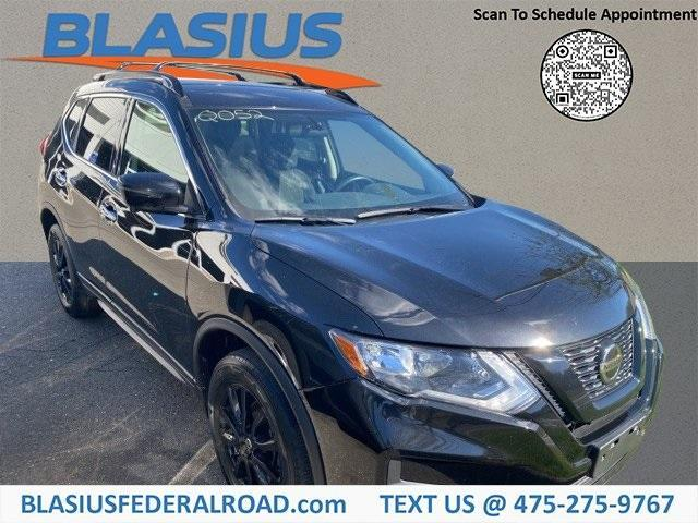 used 2018 Nissan Rogue car, priced at $15,555