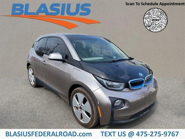used 2014 BMW i3 car, priced at $14,995
