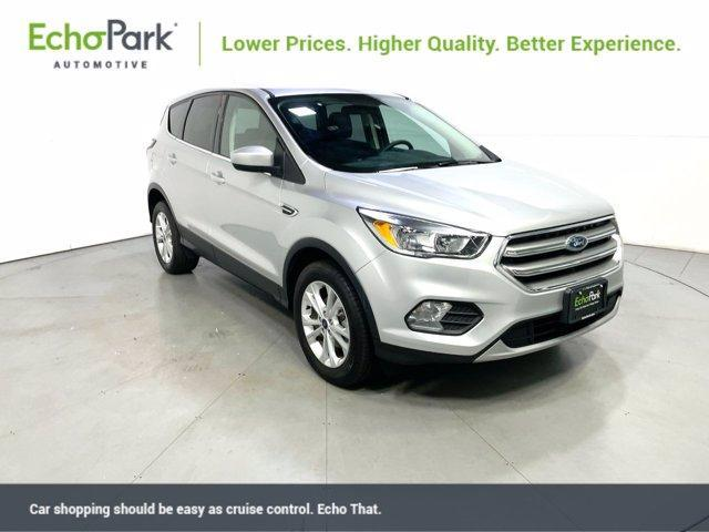 used 2017 Ford Escape car, priced at $18,989