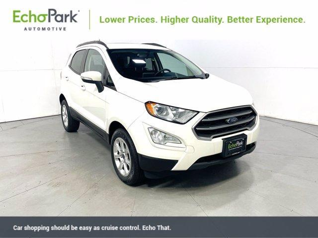 used 2018 Ford EcoSport car, priced at $17,189