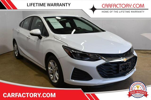 used 2019 Chevrolet Cruze car, priced at $11,491