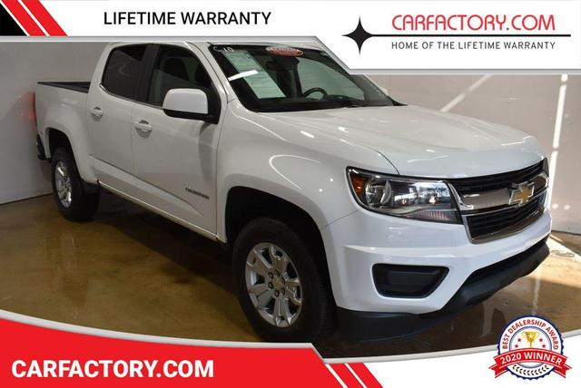 used 2020 Chevrolet Colorado car, priced at $21,891