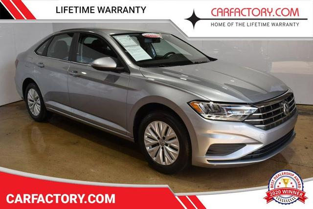 used 2020 Volkswagen Jetta car, priced at $12,491