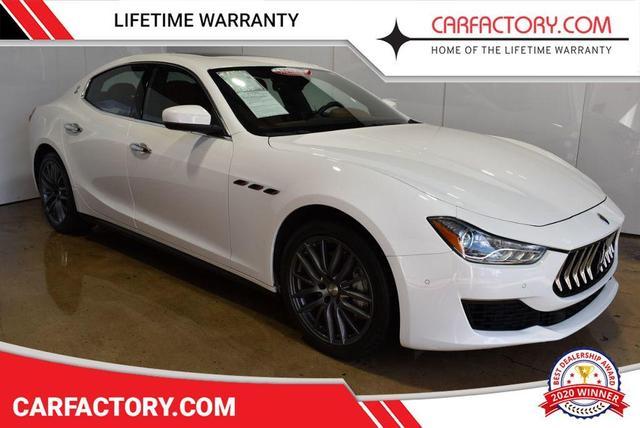 used 2018 Maserati Ghibli car, priced at $34,991
