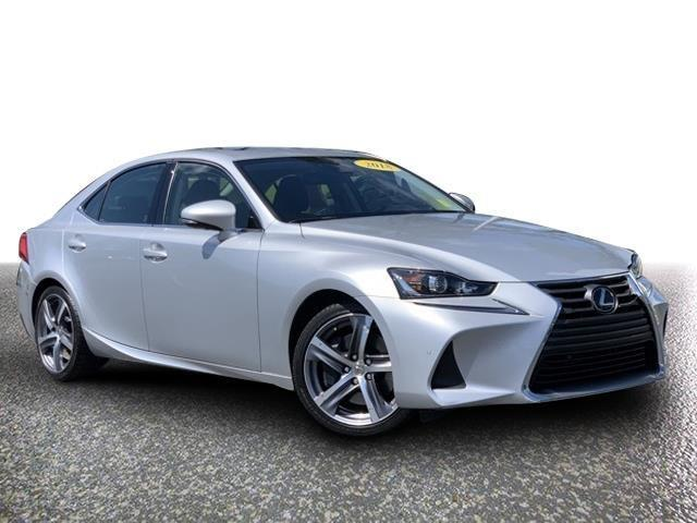 used 2018 Lexus IS 300 car, priced at $30,434
