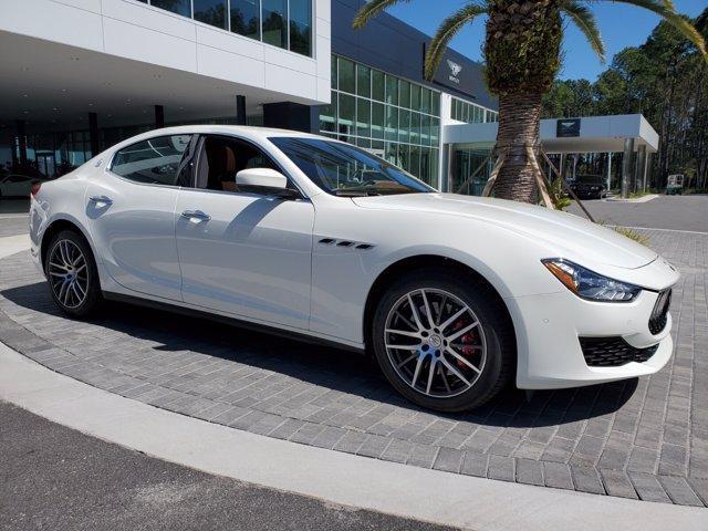 new 2021 Maserati Ghibli car, priced at $80,035