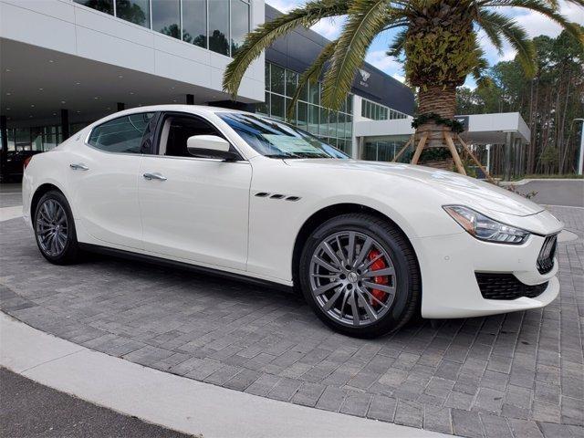 new 2021 Maserati Ghibli car, priced at $82,054