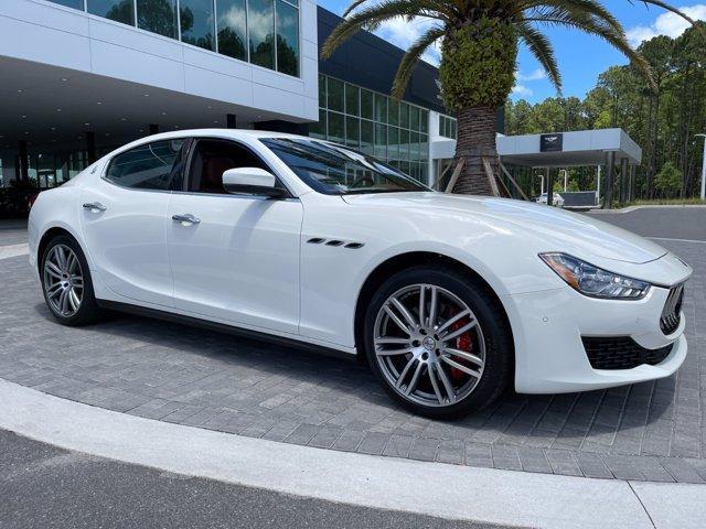 new 2021 Maserati Ghibli car, priced at $86,955