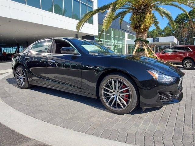 new 2021 Maserati Ghibli car, priced at $86,654
